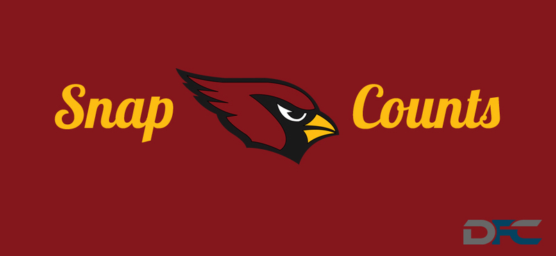 Arizona Cardinals Snap Counts