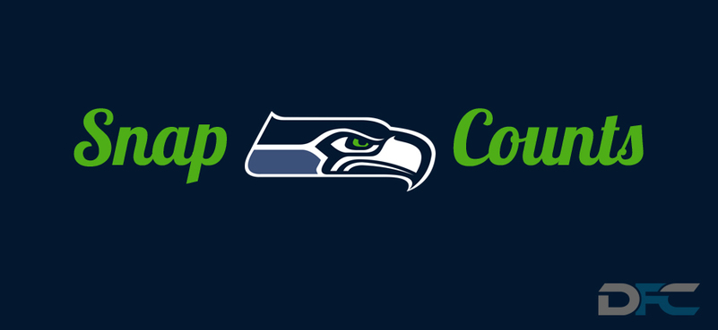 Seattle Seahawks Snap Counts