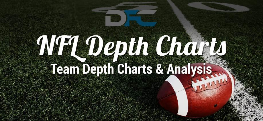 Nfl Team Depth Charts 2016 Nfl Depth Charts