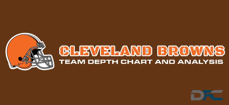 Cleveland Browns Depth Chart 2017