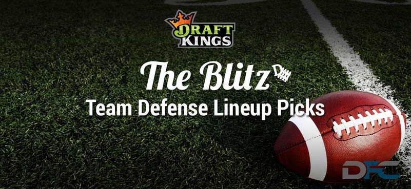 DraftKings Defense Analysis: NFL Week 15