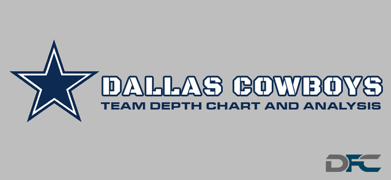 Dallas Cowboys Depth Chart 2017