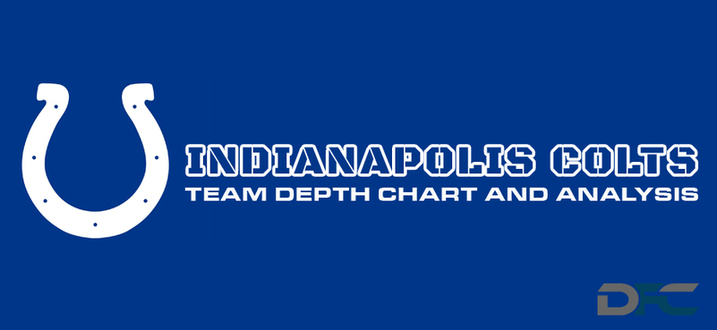Indianapolis Colts Depth Chart 2017
