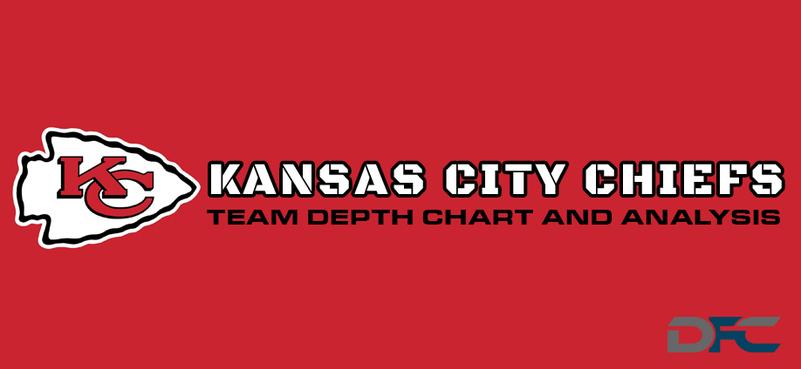 Kansas City Chiefs Depth Chart 2017