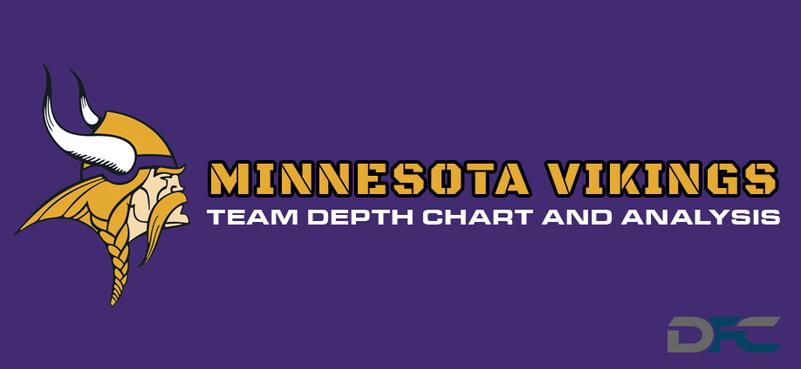 Minnesota Vikings Depth Chart 2017