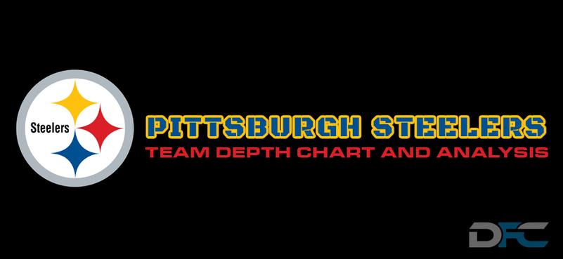 Pittsburgh Steelers Depth Chart 2017