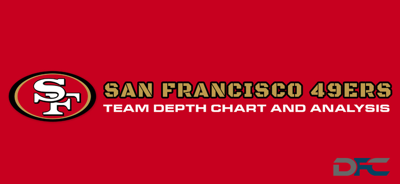 San Francisco 49ers Depth Chart 2017