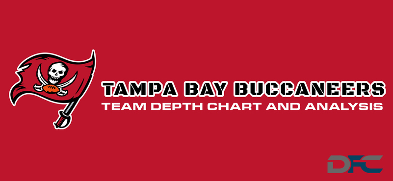 Tampa Bay Buccaneers Depth Chart 2017