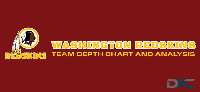 Washington Redskins Depth Chart 2017