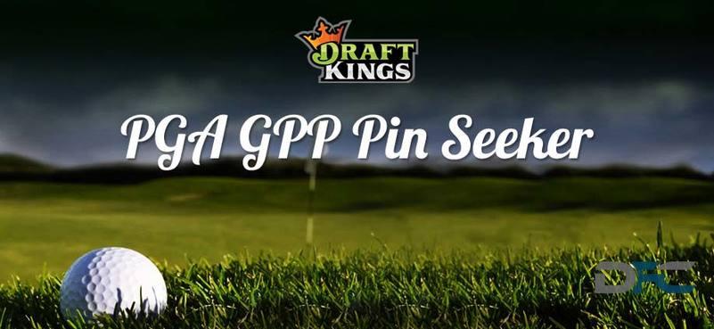 PGA GPP Pin Seeker: British Open