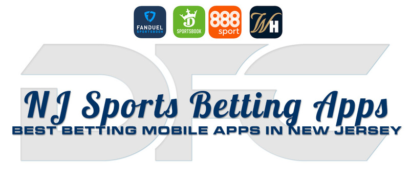 New Jersey Sports Betting Mobile Apps: Top 7 Sportsbooks