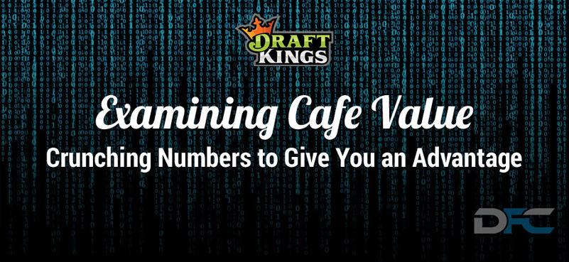 NFL Week 3: Examining DraftKings Cafe Value