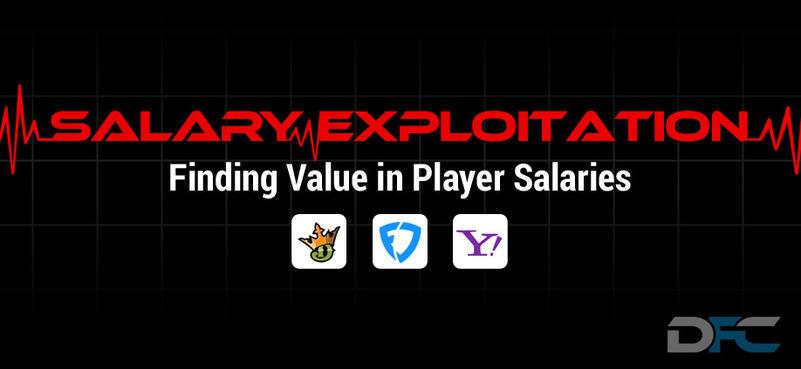 NFL Week 4: Salary Exploitation