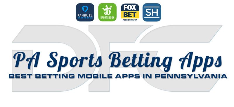Pennsylvania Sports Betting Mobile Apps: Top 4 Sportsbooks in PA