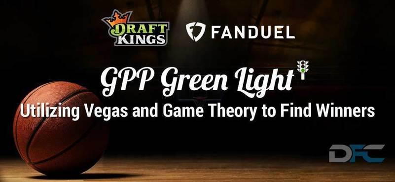 NBA GPP Green Light 12-6-17