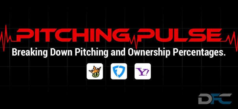 MLB Pitching Pulse: 5-25-18