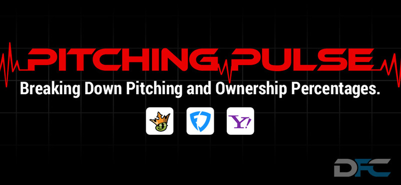 MLB Pitching Pulse 6-23-18