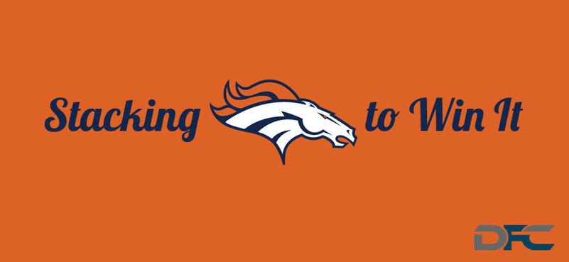 FanDuel & DraftKings NFL Stacks: Week 2