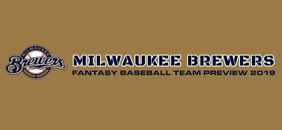 0dba154d1 Milwaukee Brewers Fantasy Baseball Team Preview 2019