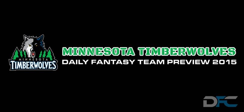 Minnesota Timberwolves Fantasy Team Preview