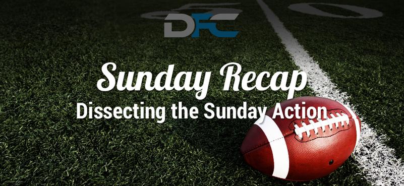NFL Sunday Recap: Week 11