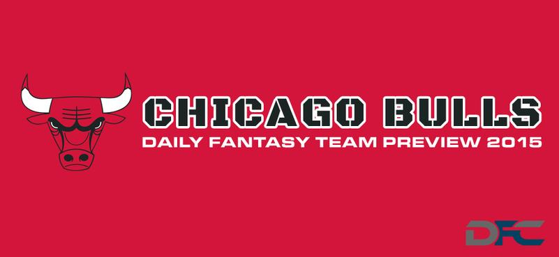 Chicago Bulls Fantasy Team Preview