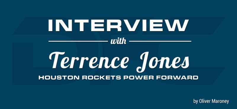 Courtside With Terrence Jones