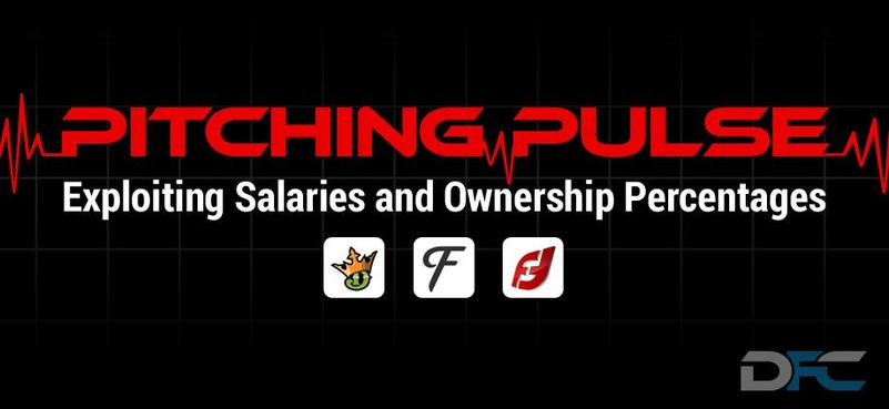 Pitching Pulse: Daily Fantasy Baseball 8-30-15