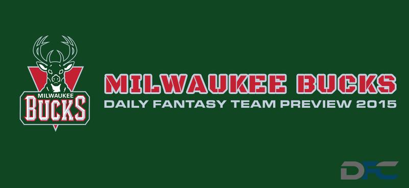Milwaukee Bucks Fantasy Team Preview