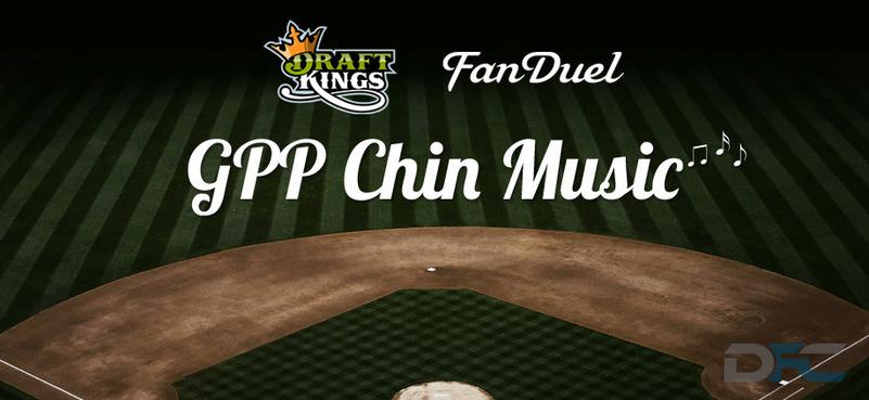 MLB GPP Tournament Picks: 9-11-15