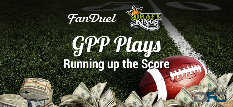 GPP Tournament Picks: NFL Week 4