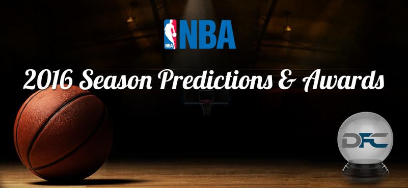 NBA Season Predictions and Awards