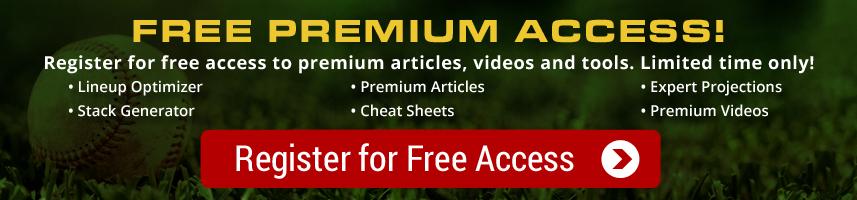 MLB Premium Free Access