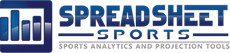Spreadsheet Sports Projection Tools