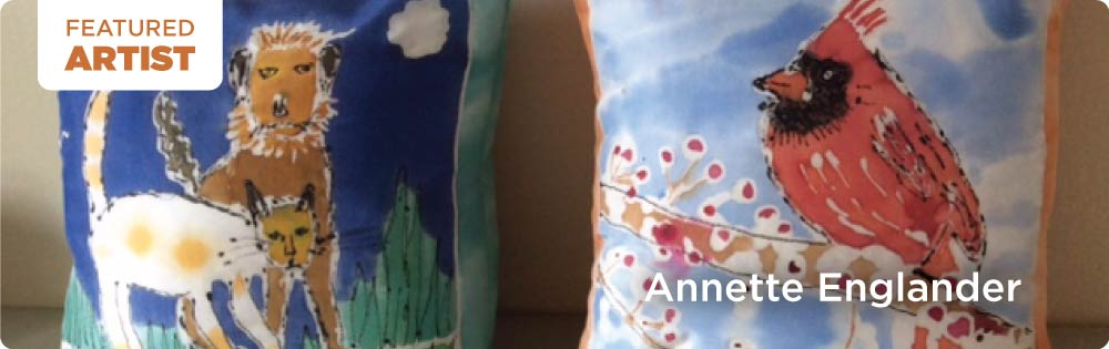 Featured Artist: Janet Day