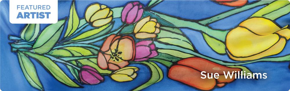 Featured Artist: Sue Williams