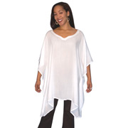 100% Rayon Light Ponchos And Caftans