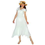 Barefoot in the Garden Dress - Revised!