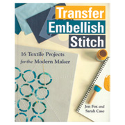 Transfer Embellish Stitch