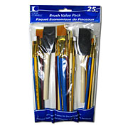 Brush Value Pack of 25