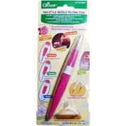 Clover Needle Felting Pen Style Tool