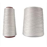 White Embroidery Cotton Cones