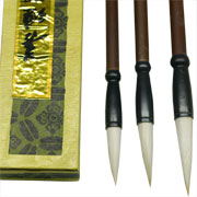 3 Medium Sumi Brush Set
