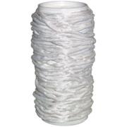 White Silk Rolled Cord - 22 Yard Spool