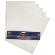 """Stencil Film 9""""x 12"""" - Pack of 5 sheets"""