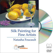Silk Painting for Fine Artists DVD