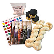 Sock Yarn Dyeing Kit