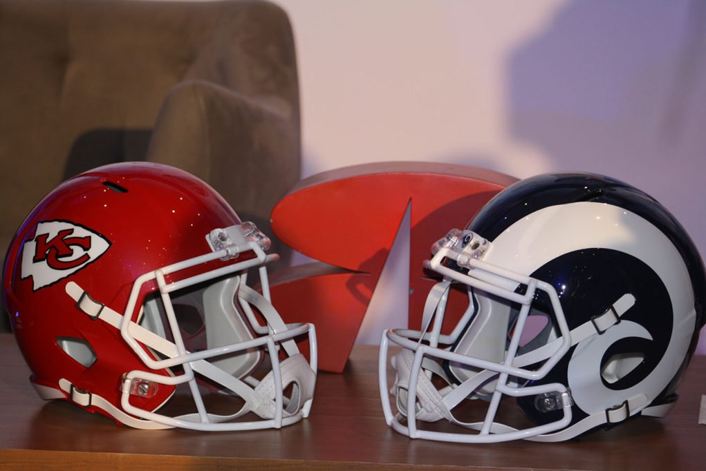 México.- La NFL México hizo el anuncio oficial del juego de temporada  regular entre Los Angeles Rams y Kansas City Chiefs a celebrarse el próximo  19 de ... 388f0d8c0d5