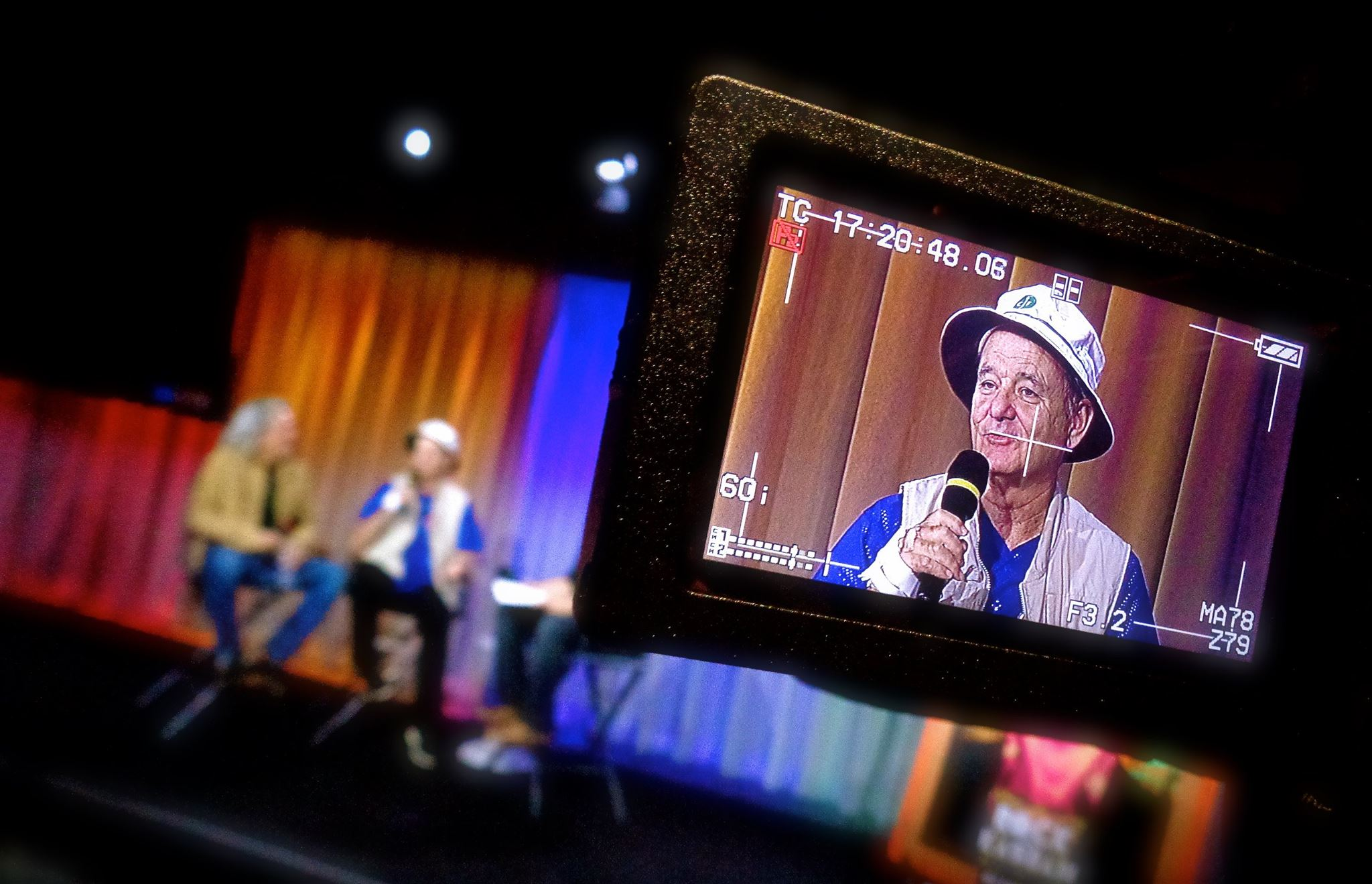 Bill Murray MediaOne Studios