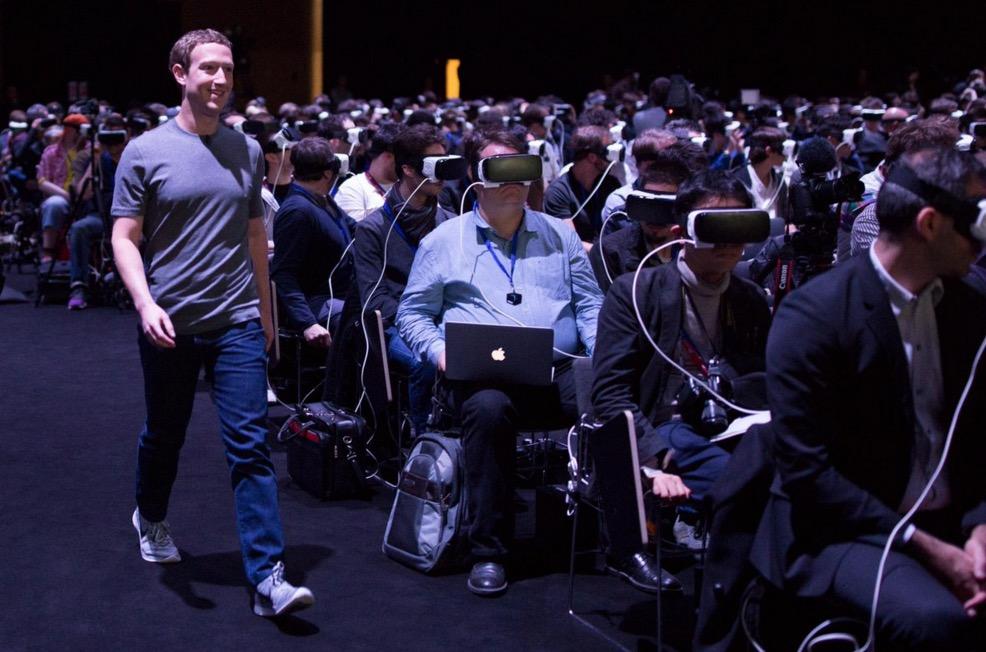 Mark Zuckerberg MediaOne Studios